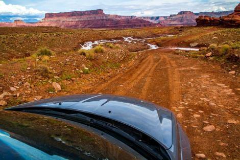 Potash Road, Moab, Utah